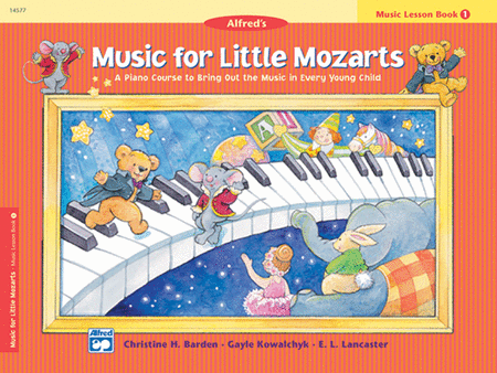 Music for Little Mozarts - Music Lesson (Book 1)