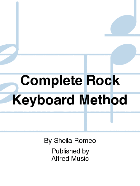 Complete Rock Keyboard Method