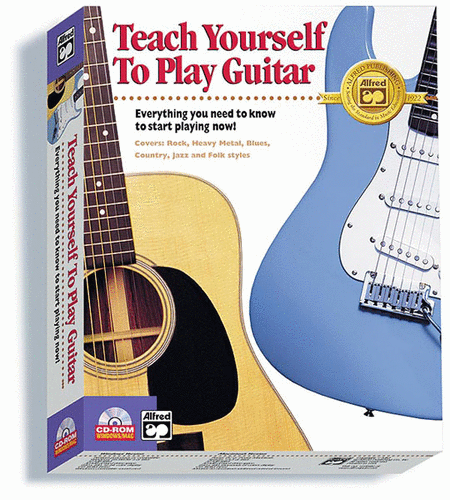 Teach Yourself To Play Guitar - CD-ROM