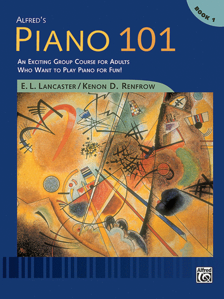 Piano 101: Book 1 (Book only)