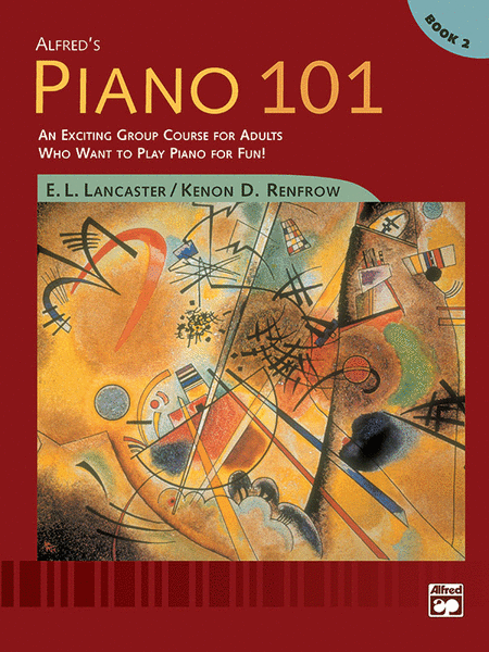 Piano 101: Book 2 (Book only)