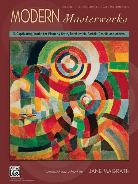 Modern Masterworks, Book 1