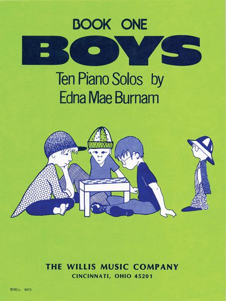Boys - Book 1