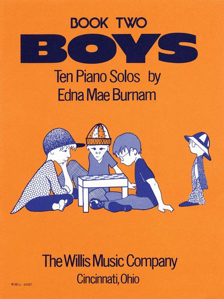 Boys - Book 2