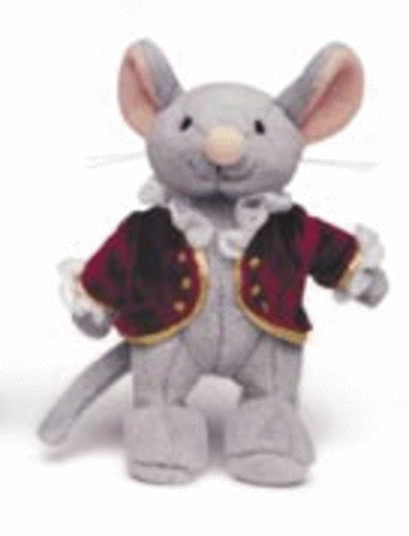Music for Little Mozarts - Plush Toy -- Mozart Mouse