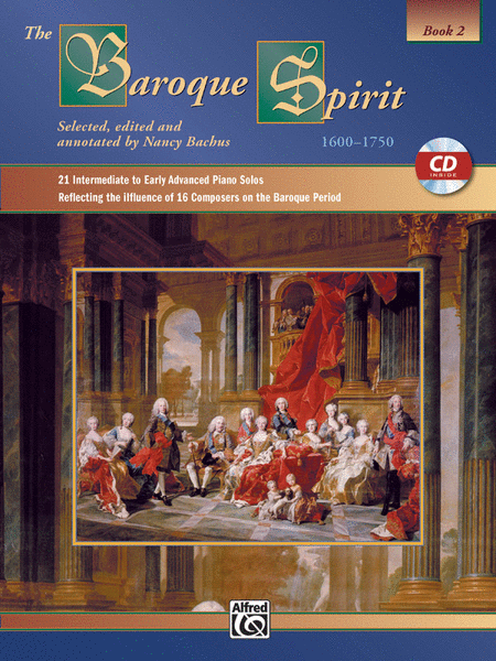 The Baroque Spirit (1600--1750), Book 2