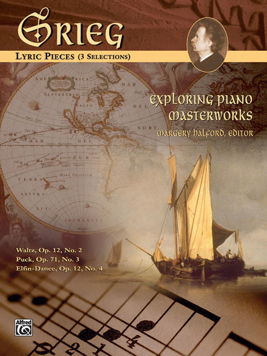 Exploring Piano Masterworks