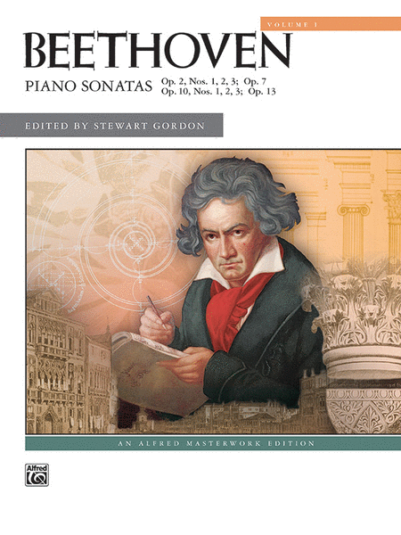 Beethoven -- Piano Sonatas, Volume 1