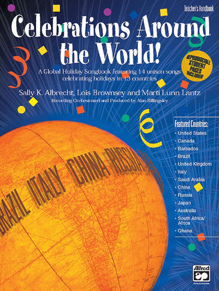 Celebrations Around the World! - Teacher's Handbook
