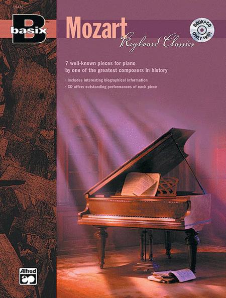 Basix Keyboard Classics Mozart