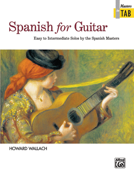 Spanish for Guitar - Masters in Tab