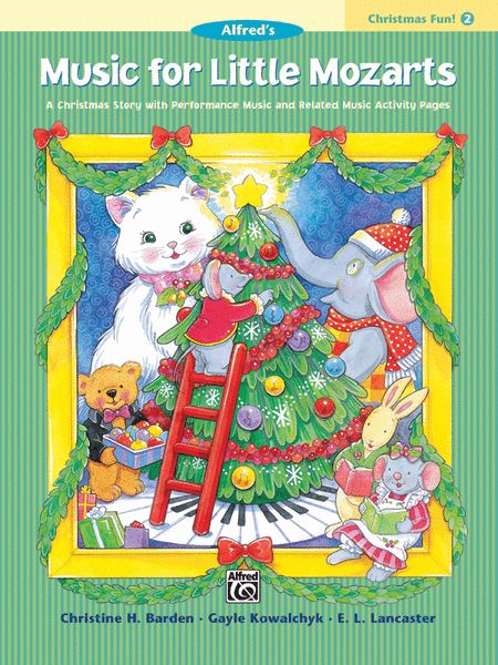 Music for Little Mozarts - Christmas Fun (Book 2)