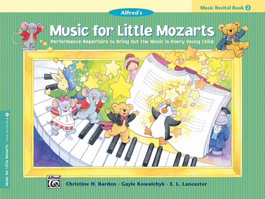 Music for Little Mozarts - Recital Book 2