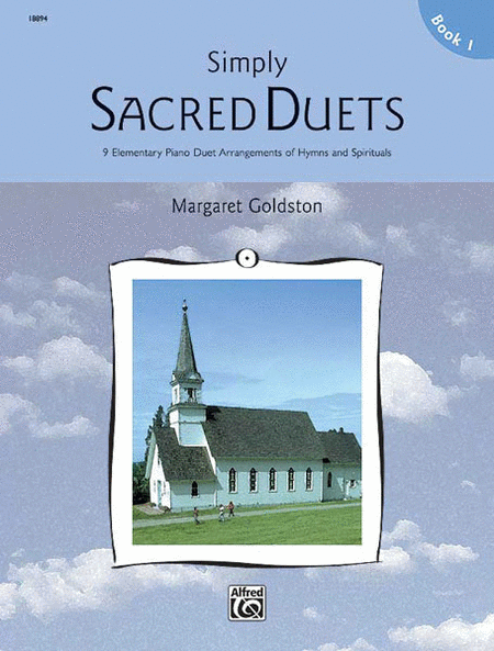 Simply Sacred Duets, Book 1