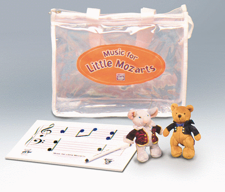 Music for Little Mozarts - Starter Kit