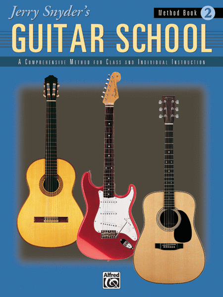 Jerry Snyder's Guitar School, Method Book, Book 2