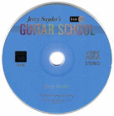 Jerry Snyder's Guitar School, Method Book, Book 2