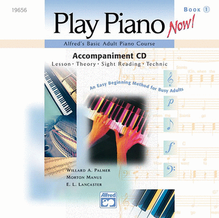 Alfred's Basic Adult Play Piano Now!