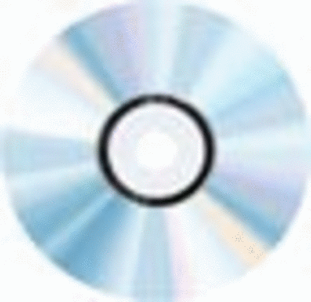 Below the Mistletoe - SoundTrax CD (CD only)