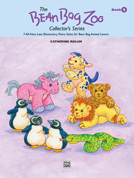 The Bean Bag Zoo Collector, Book 2