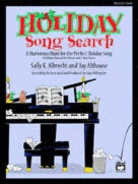 Holiday Song Search - Preview CD (CD only)