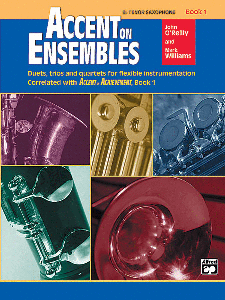 Accent on Ensembles, Book 1