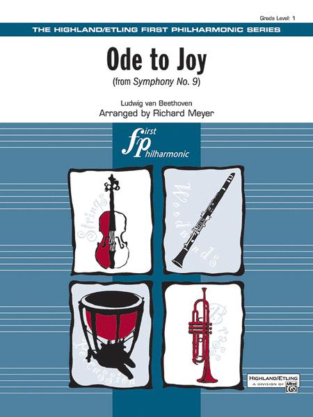 Ode to Joy from Symphony No. 9