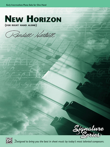 New Horizon (for right hand alone)