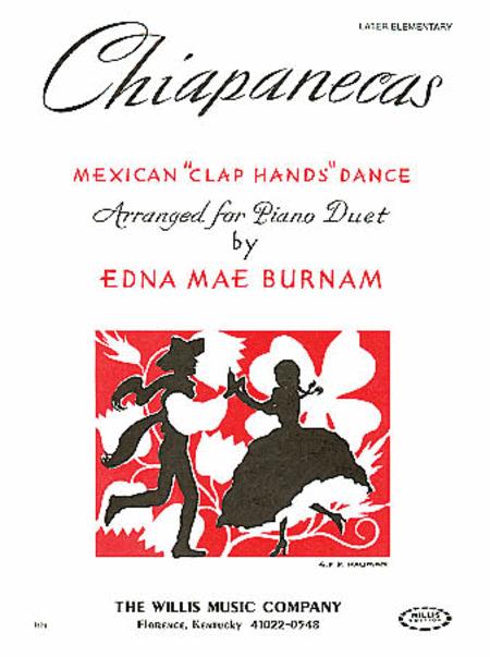 Chiapanecas (Mexican Clap Hands Dance)