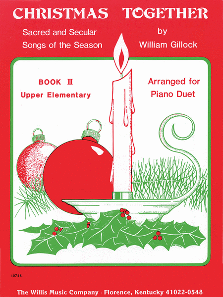 Christmas Together, Book 2