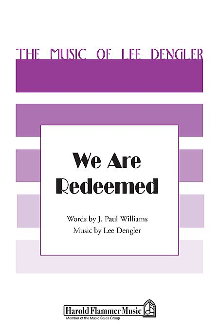 We Are Redeemed