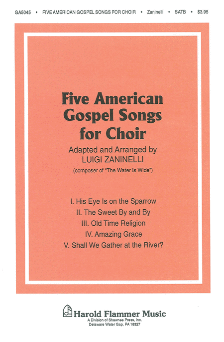 Five American Gospel Songs