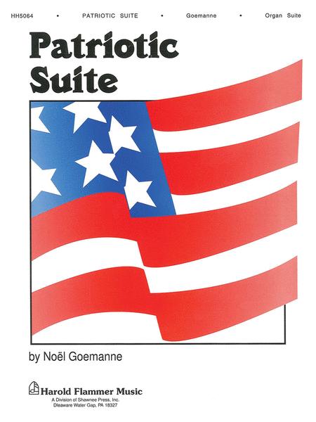 Patriotic Suite Organ Solo