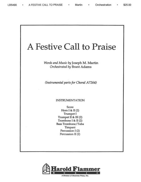 A Festive Call to Praise