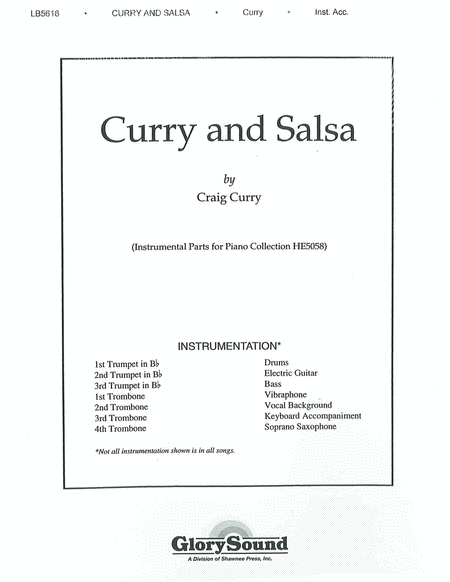 Curry and Salsa