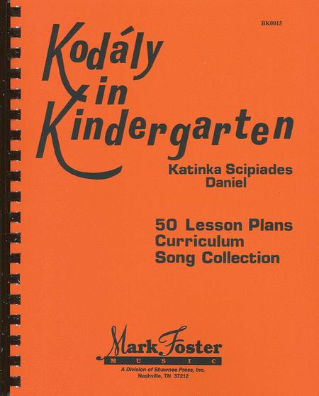 Kodaly in Kindergarten