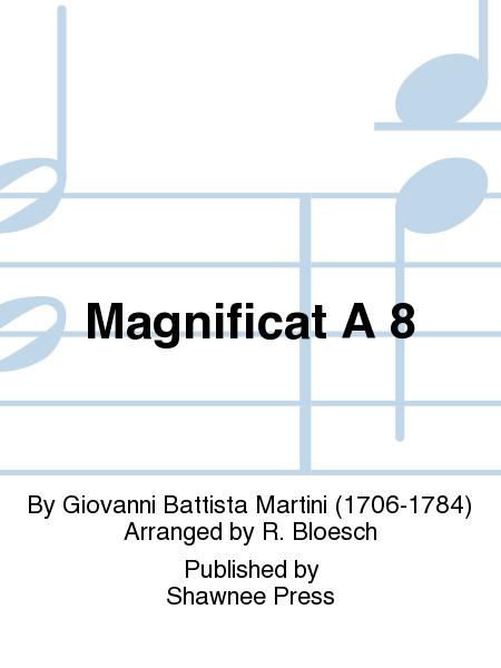 Magnificat A 8