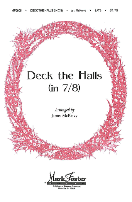 Deck the Halls (in 7/8)