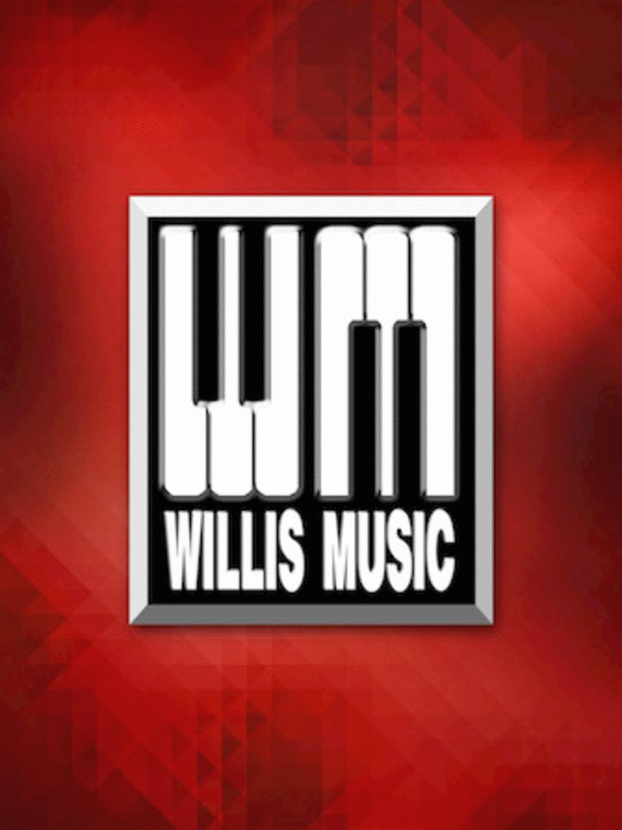 Dance Caprice, Op. 28, No. 3