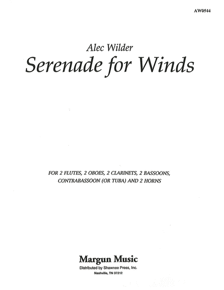 Serenade for Winds