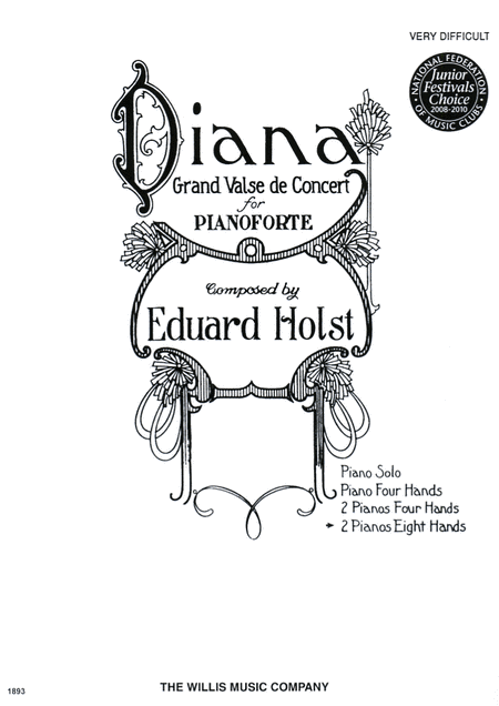 Diana Grande Valse de Concert