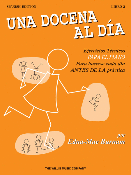 A Dozen a Day Book 2 - Spanish Edition