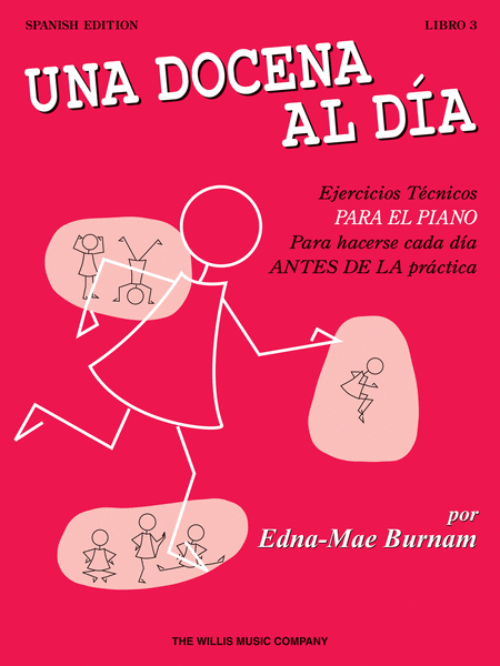 A Dozen a Day Book 3 - Spanish Edition