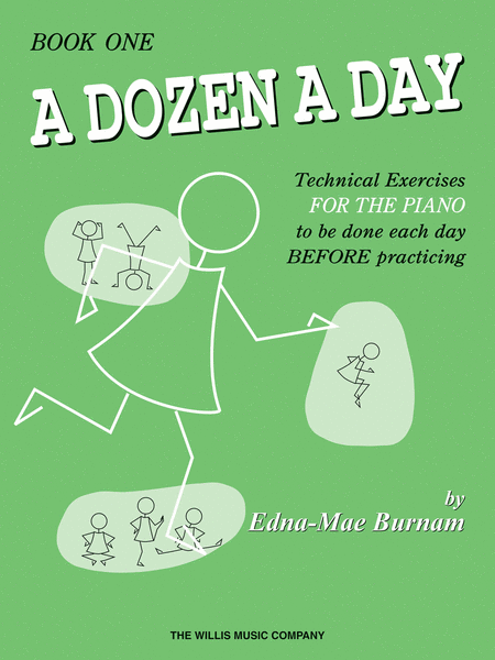 A Dozen A Day - Book One