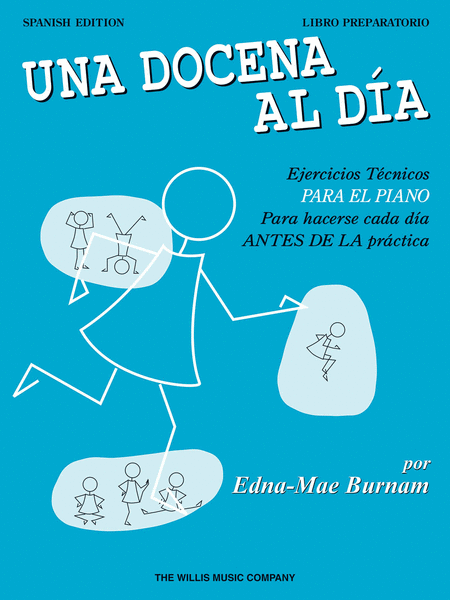 A Dozen a Day Preparatory Book - Spanish Edition