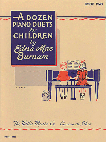 A Dozen Duets for Children