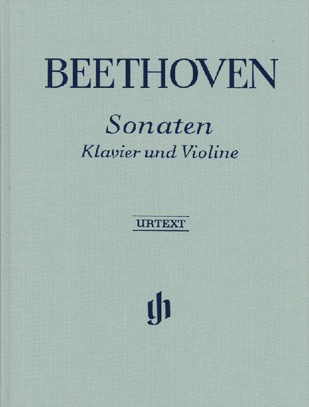 Sonatas for Piano and Violin - Volumes I & II