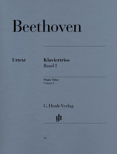 Piano Trios, Volume I