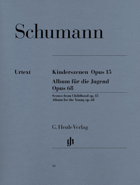Album for the Young op. 68 and Scenes from Childhood op. 15
