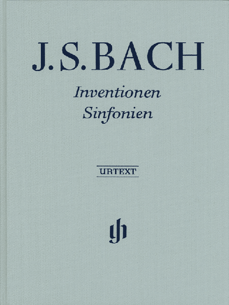 Inventions and Sinfonias BWV 772-801